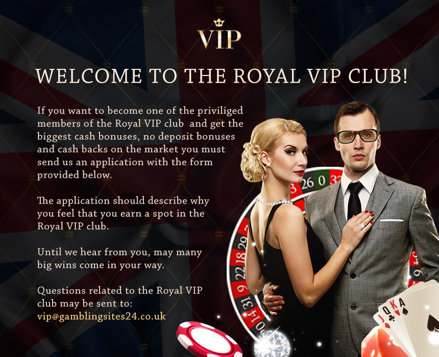 vip club invitation
